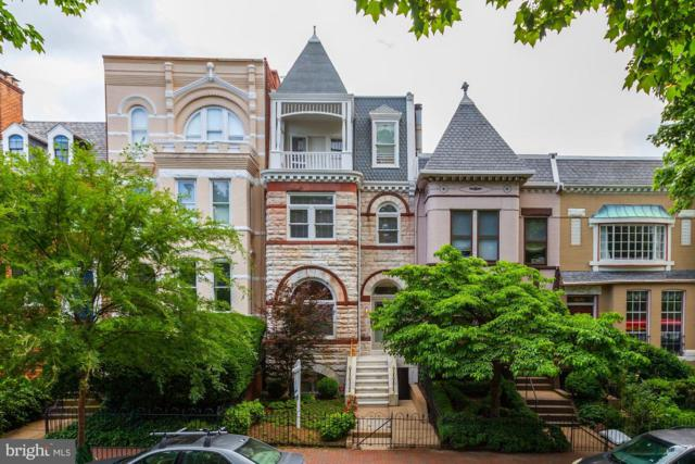 1609 35TH Street NW, WASHINGTON, DC 20007 (#1009927022) :: Great Falls Great Homes