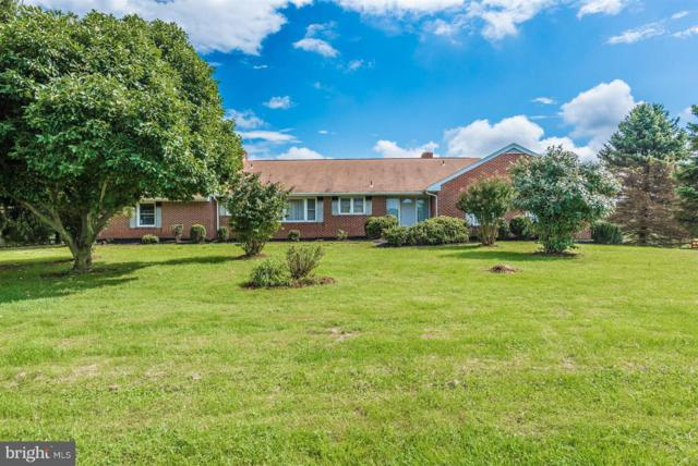 16412 Old Frederick Road, MOUNT AIRY, MD 21771 (#1009927626) :: The Sebeck Team of RE/MAX Preferred