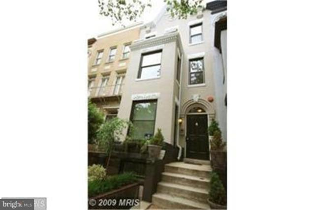 1715 U Street NW #2, WASHINGTON, DC 20009 (#1009927648) :: Arlington Realty, Inc.