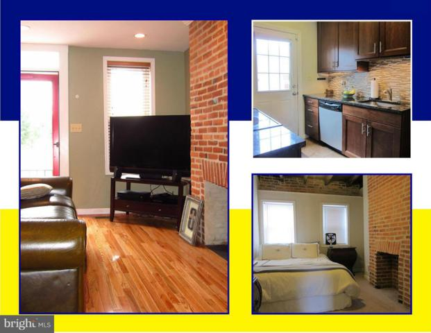 1104 Riverside Avenue, BALTIMORE, MD 21230 (#1009927746) :: Colgan Real Estate