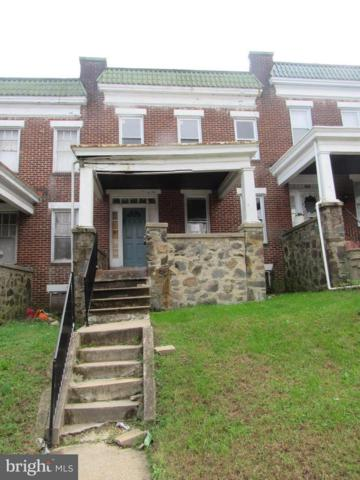 2823 Brighton Street, BALTIMORE, MD 21216 (#1009928574) :: Labrador Real Estate Team