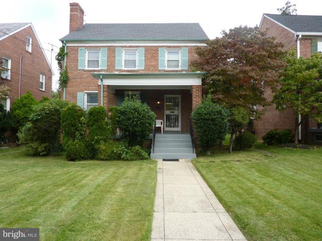 6315 13TH Street NW, WASHINGTON, DC 20011 (#1009928610) :: Dart Homes