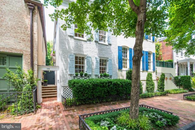 3415 P Street NW, WASHINGTON, DC 20007 (#1009928698) :: The Withrow Group at Long & Foster