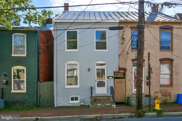 152 W All Saints Street, FREDERICK, MD 21701 (#1009928896) :: The Sebeck Team of RE/MAX Preferred