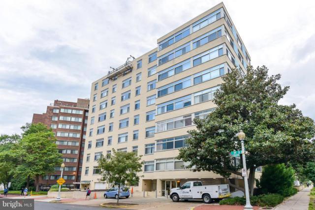 2401 H Street NW #804, WASHINGTON, DC 20037 (#1009929228) :: Crossman & Co. Real Estate
