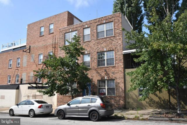 520 S Patterson Park Avenue, BALTIMORE, MD 21231 (#1009929416) :: The Dailey Group