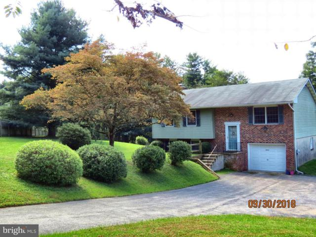 4862 Upper Beckleysville Road, HAMPSTEAD, MD 21074 (#1009929434) :: ExecuHome Realty