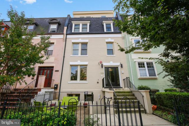 1308 Belmont Street NW #1, WASHINGTON, DC 20009 (#1009929466) :: Crossman & Co. Real Estate