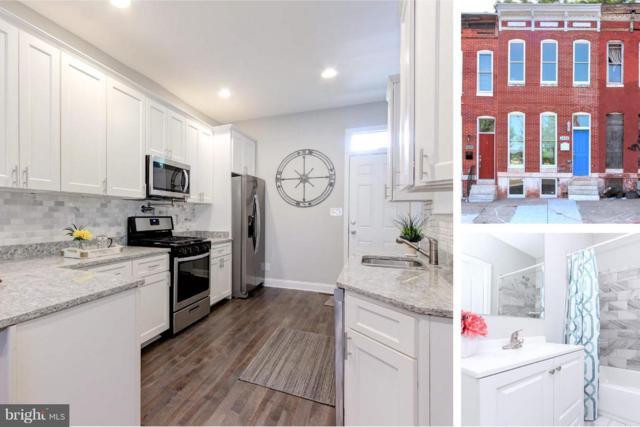 1418 N Broadway Street, BALTIMORE, MD 21213 (#1009932298) :: Labrador Real Estate Team