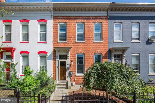 915 9TH Street NE, WASHINGTON, DC 20002 (#1009932346) :: Browning Homes Group