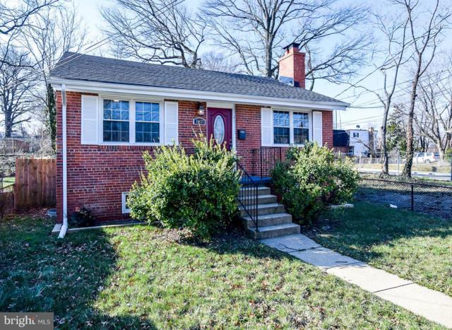 5037 Meade Street NE, WASHINGTON, DC 20019 (#1009932554) :: Colgan Real Estate