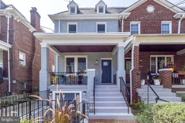 1312-. Rittenhouse Street NW, WASHINGTON, DC 20012 (#1009932652) :: Dart Homes