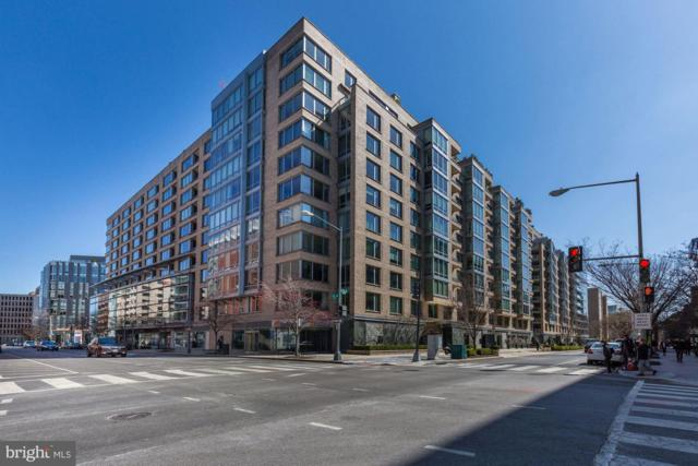 1155 23RD Street NW 7L, WASHINGTON, DC 20037 (#1009932692) :: The Withrow Group at Long & Foster