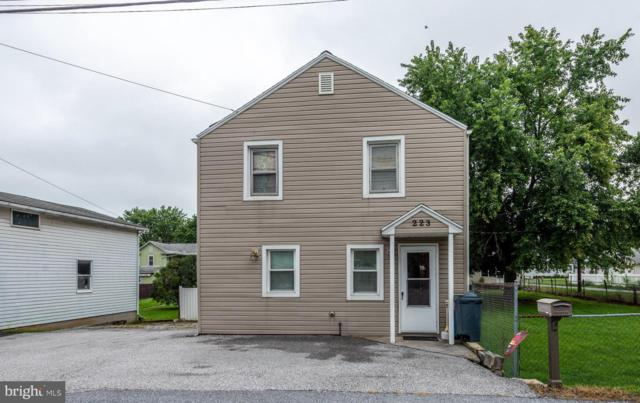 223 E 2ND Street, HUMMELSTOWN, PA 17036 (#1009932794) :: The Heather Neidlinger Team With Berkshire Hathaway HomeServices Homesale Realty