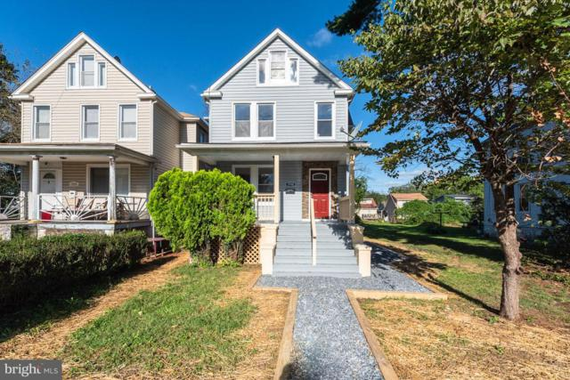 3702 Milford Avenue, BALTIMORE, MD 21207 (#1009932844) :: AJ Team Realty