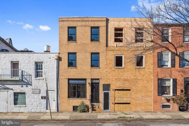 522 S Washington Street, BALTIMORE, MD 21231 (#1009933218) :: The Bob & Ronna Group