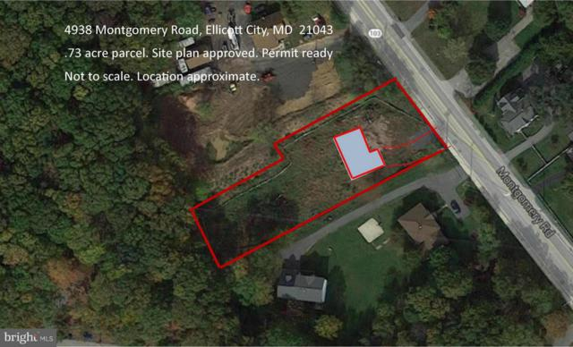 PARCEL 564 Montgomery Road, ELLICOTT CITY, MD 21043 (#1009933526) :: The Gus Anthony Team