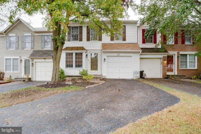 20 Wester Ogle Court, BALTIMORE, MD 21208 (#1009934272) :: ExecuHome Realty