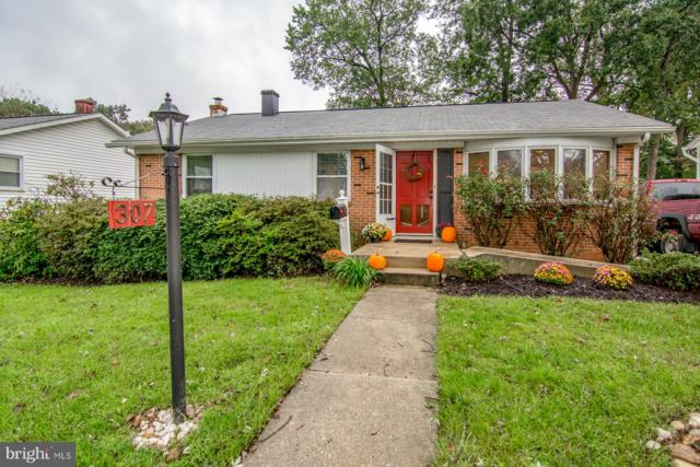 307 Osborne Avenue, CATONSVILLE, MD 21228 (#1009934796) :: Colgan Real Estate