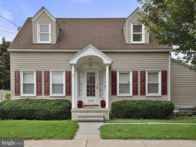 529 S 6TH Street, LEBANON, PA 17042 (#1009934854) :: The Heather Neidlinger Team With Berkshire Hathaway HomeServices Homesale Realty