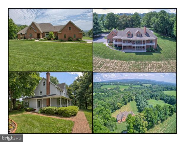 10707 Easterday Rd, MYERSVILLE, MD 21773 (#1009934952) :: The Maryland Group of Long & Foster