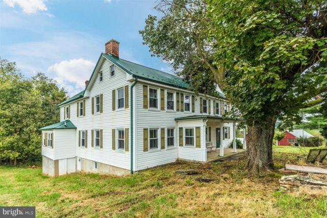 2730 Marker Road, MIDDLETOWN, MD 21769 (#1009935012) :: Jim Bass Group of Real Estate Teams, LLC