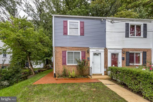 5861 Blaine Drive, ALEXANDRIA, VA 22303 (#1009935024) :: The Piano Home Group