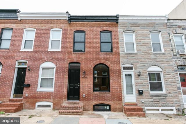606 S Robinson Street, BALTIMORE, MD 21224 (#1009935076) :: Dart Homes