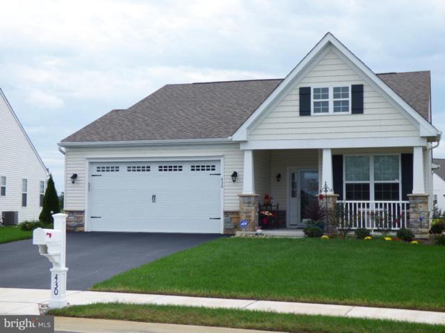 430 Augusta National Drive, MAGNOLIA, DE 19962 (#1009935584) :: Colgan Real Estate