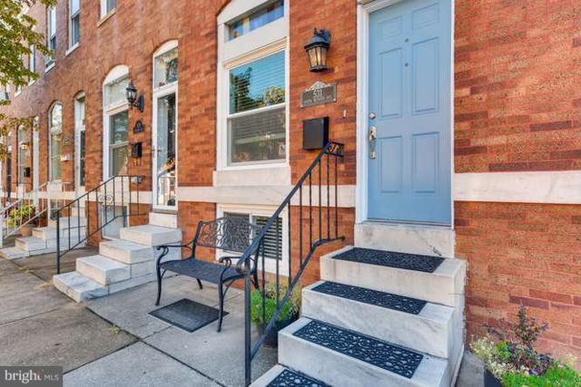 531 S Belnord Avenue, BALTIMORE, MD 21224 (#1009935822) :: Dart Homes