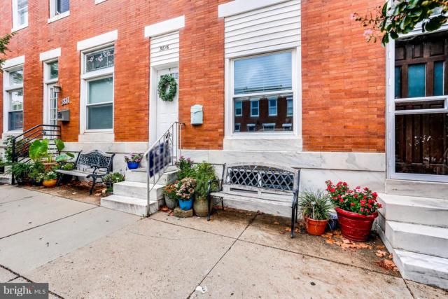 3816 Foster Avenue, BALTIMORE, MD 21224 (#1009935936) :: SURE Sales Group