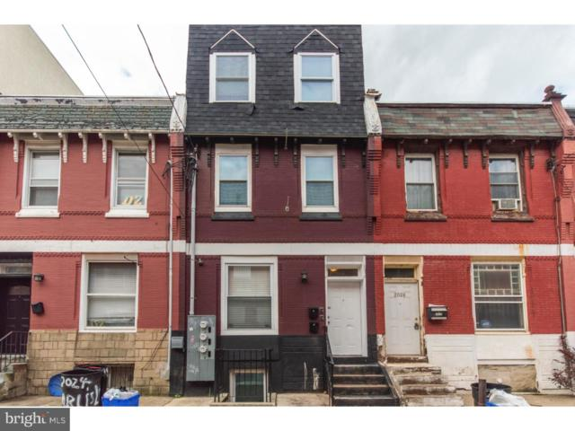 2024 N Carlisle Street, PHILADELPHIA, PA 19121 (#1009936026) :: The John Wuertz Team