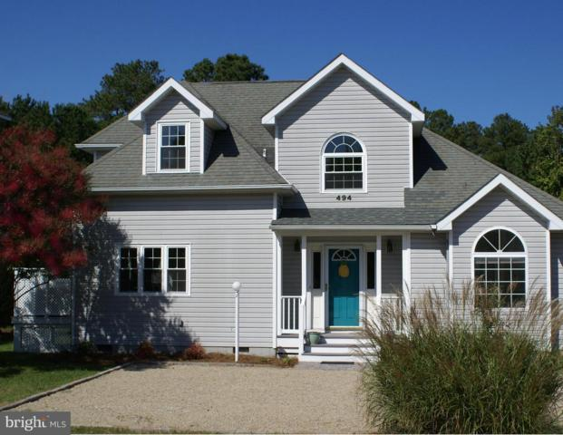 494 Bethany Loop, BETHANY BEACH, DE 19930 (#1009939088) :: Compass Resort Real Estate
