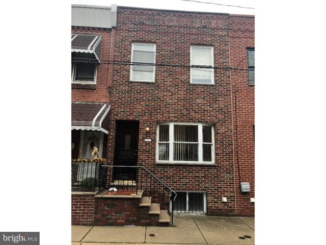 2421 S Bancroft Street, PHILADELPHIA, PA 19145 (#1009939212) :: City Block Team