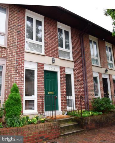 705 S Hanover Street, BALTIMORE, MD 21230 (#1009940086) :: Labrador Real Estate Team
