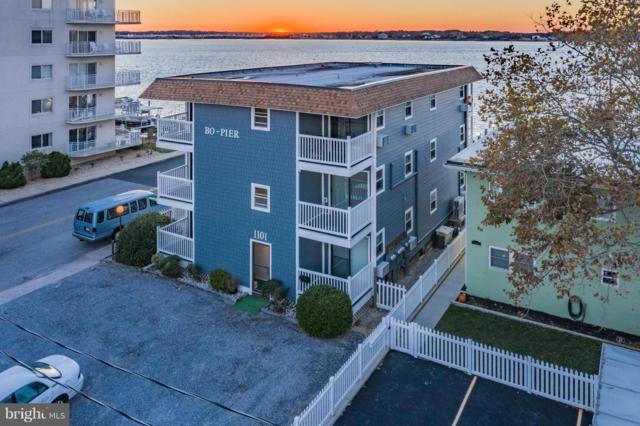 1101 Edgewater Avenue 4, BO-PIER, OCEAN CITY, MD 21842 (#1009940274) :: The Allison Stine Team