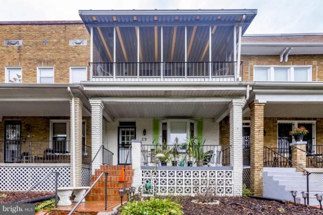 29 Sherman Circle NW, WASHINGTON, DC 20011 (#1009940300) :: Great Falls Great Homes