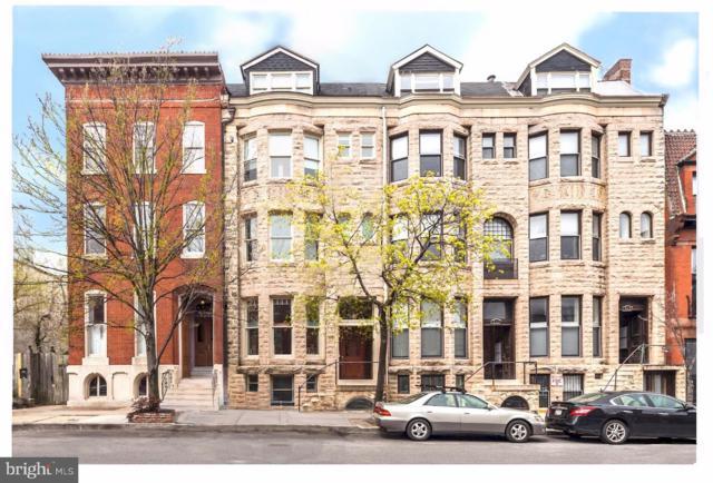 836 Park Avenue A, BALTIMORE, MD 21201 (#1009940314) :: SURE Sales Group