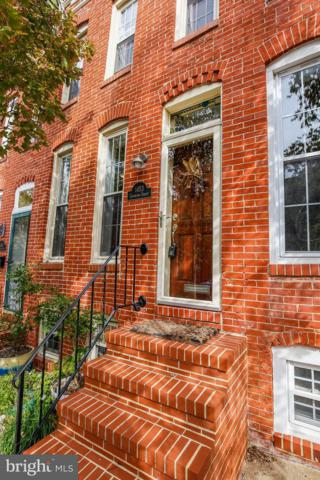 1453 Covington Street, BALTIMORE, MD 21230 (#1009940358) :: The Miller Team