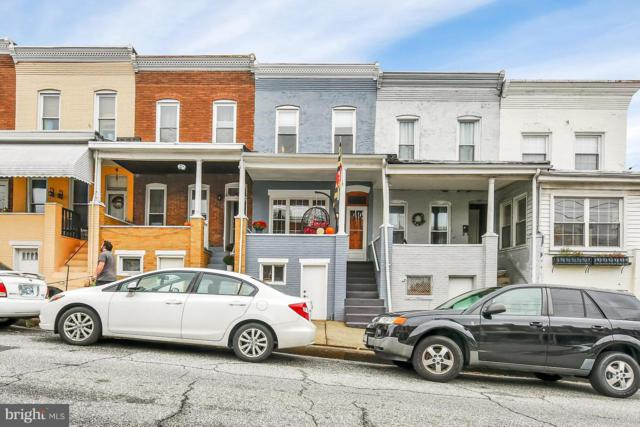 704 W 36TH Street, BALTIMORE, MD 21211 (#1009940428) :: The Putnam Group