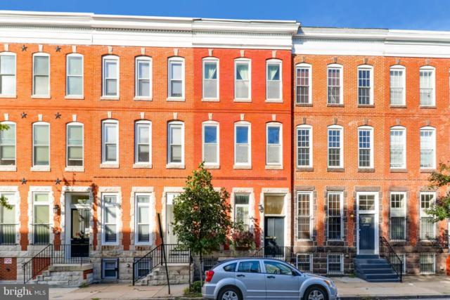 1812 N Calvert Street, BALTIMORE, MD 21202 (#1009940464) :: The Withrow Group at Long & Foster