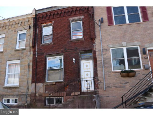 2434 Federal Street, PHILADELPHIA, PA 19146 (#1009941258) :: Remax Preferred | Scott Kompa Group