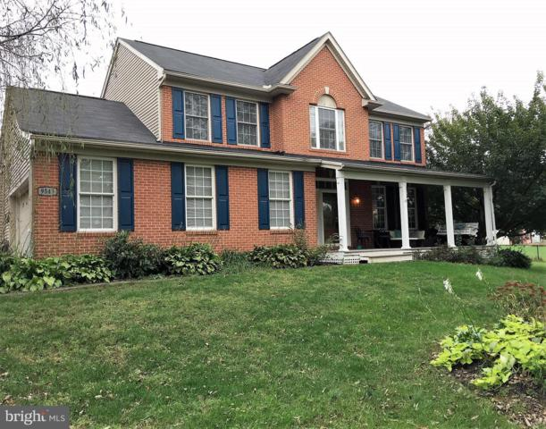 9543 Stottlemeyer Road, BOONSBORO, MD 21713 (#1009941520) :: The Maryland Group of Long & Foster
