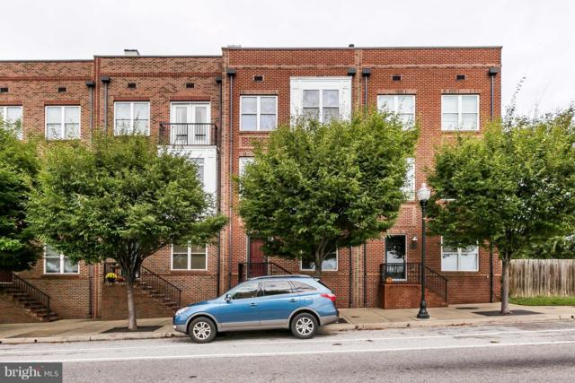 1918 E Fort Avenue, BALTIMORE, MD 21230 (#1009941582) :: The Dailey Group