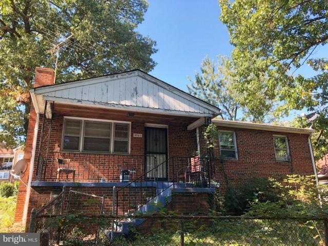2561 36TH Street SE, WASHINGTON, DC 20020 (#1009941736) :: Dart Homes