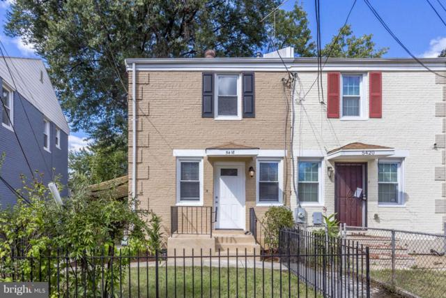 5418 B Street SE, WASHINGTON, DC 20019 (#1009941864) :: Advance Realty Bel Air, Inc