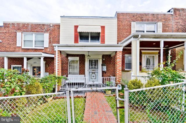 1169 Summit Street NE, WASHINGTON, DC 20002 (#1009942058) :: Browning Homes Group