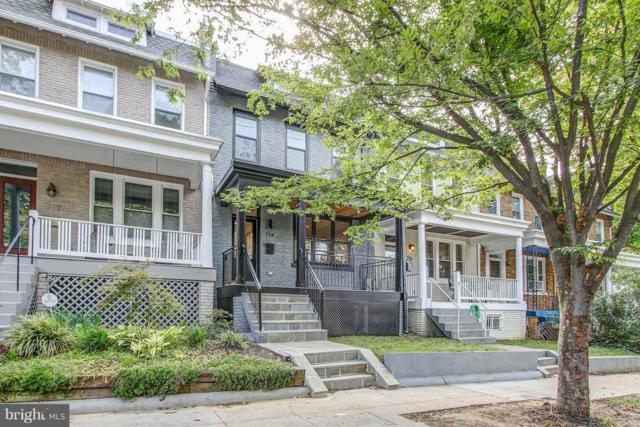 714 Decatur Street NW, WASHINGTON, DC 20011 (#1009942414) :: Great Falls Great Homes