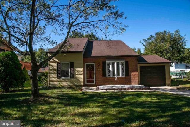 724 Stafford Hill Drive, GLEN BURNIE, MD 21061 (#1009942864) :: Remax Preferred | Scott Kompa Group