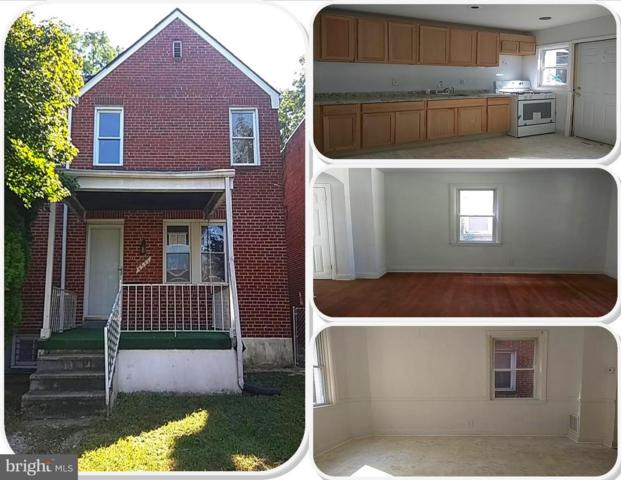 4531 N Rogers Avenue, BALTIMORE, MD 21215 (#1009943072) :: Great Falls Great Homes